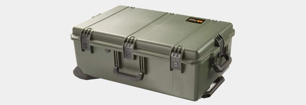 Custom Industrial Pelican case