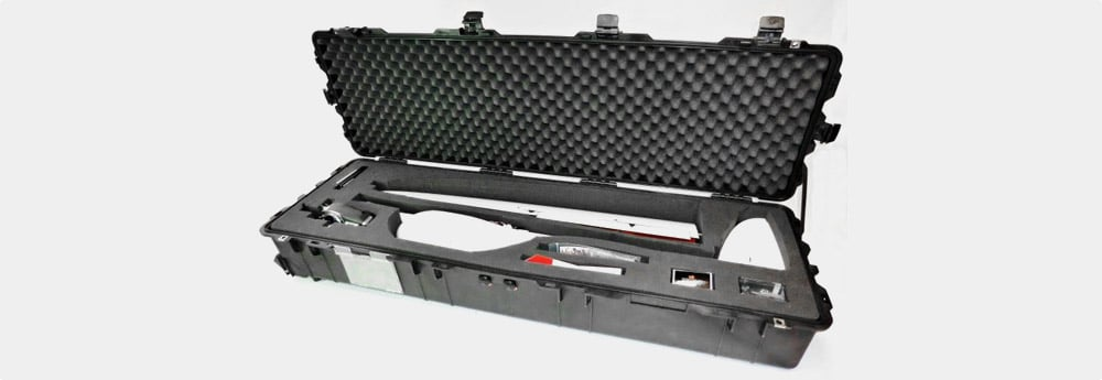 Custom Pelican case for UAV industry