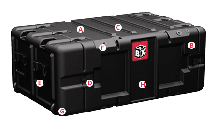 Black Pelican Case