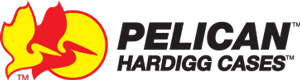 Pelican Cases Logo Red Yellow